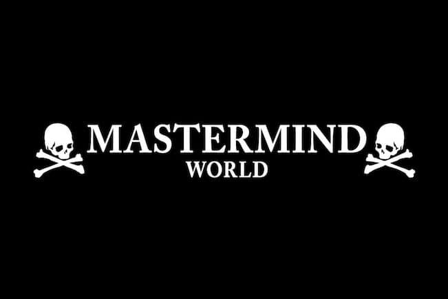 mastermind JAPAN Global Brand mastermind WORLD