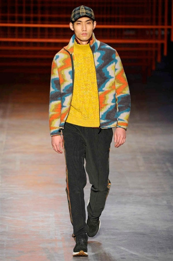Missoni 2017 Fall Winter Collection