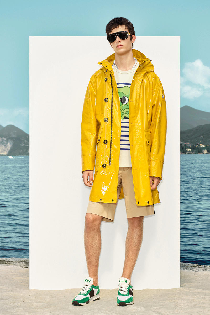 Moncler 2017 Spring/Summer Collection