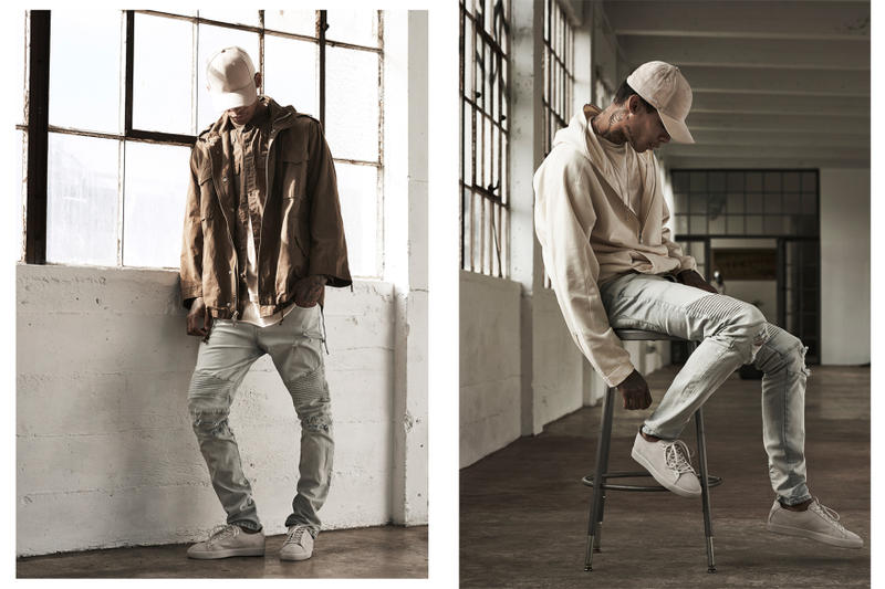 monkey time STAMPD Collection Lookbook