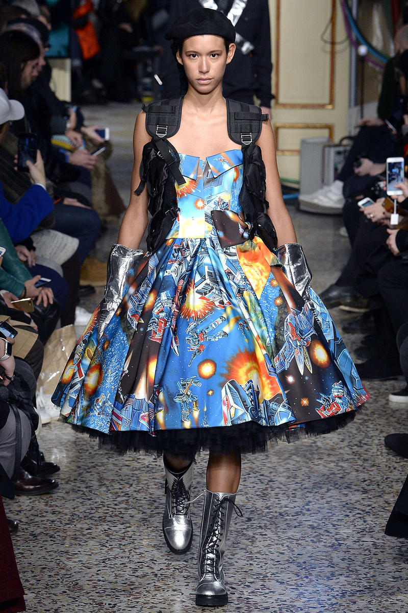 Moschino by Jeremy Scott 2017 Fall Winter Collection