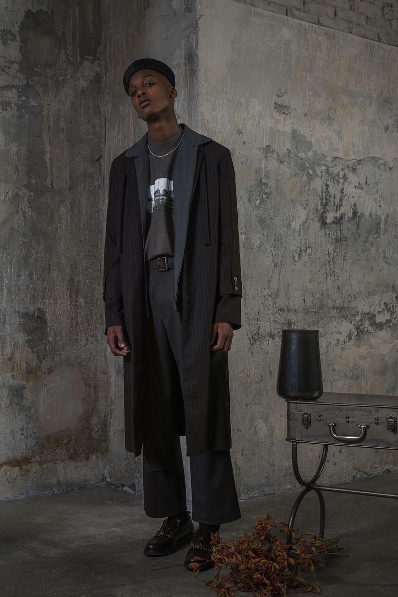 Necessity Sense Spring Summer 2017 Collection Seven Seconds of Memory