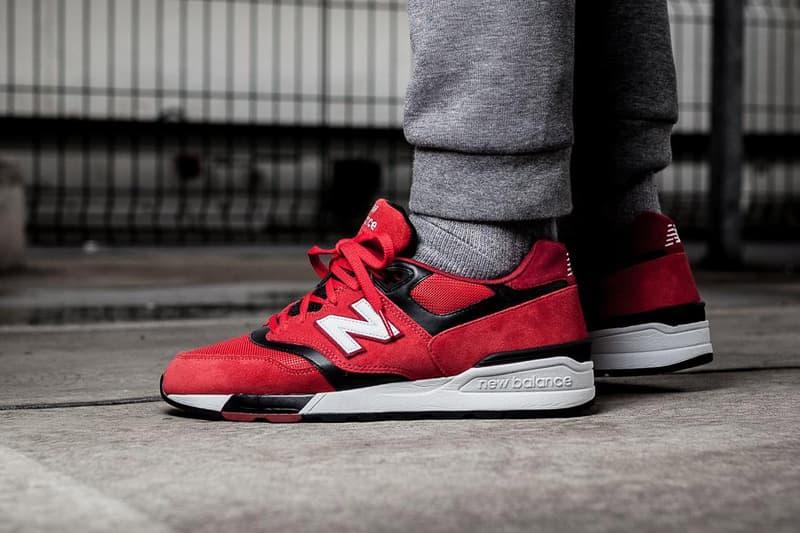 New Balance ML597GSB Red
