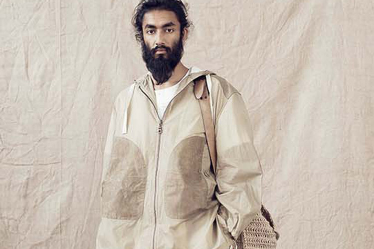 9b9c0bce4e1da Nicholas Daley Spotlights the Rich History of Jute in His 2017  Spring Summer Collection