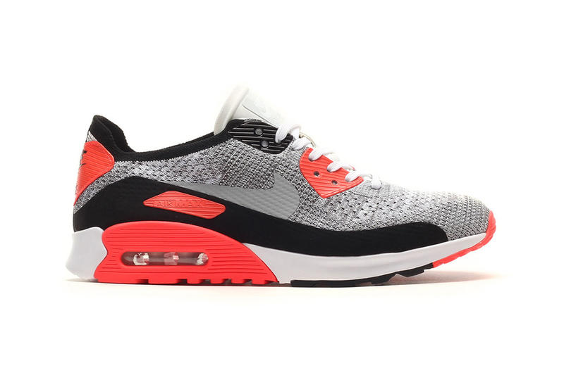 """Nike Air Max 90 Flyknit """"Infrared"""""""