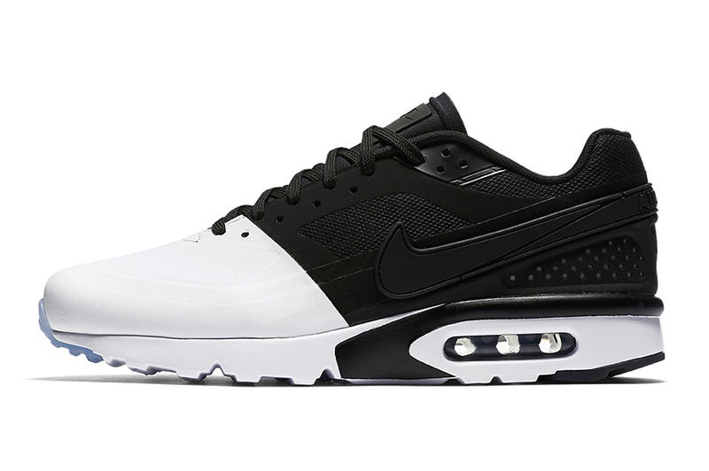 Nike Air Max BW Ultra Takes on a Contrasting Color Block Scheme