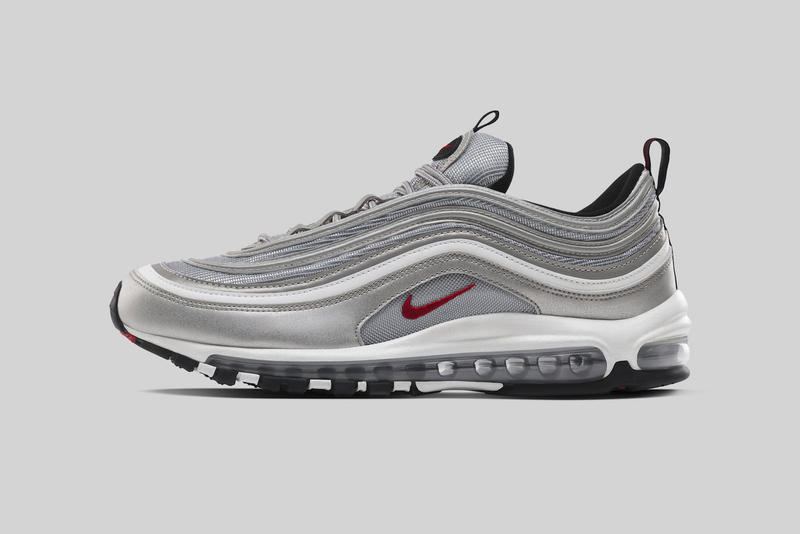 speical offer best prices great prices Nike Air Max 97 Silver Bullet Sneaker Restock | HYPEBEAST