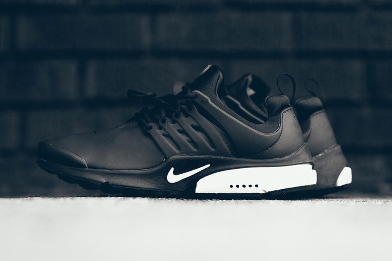 competitive price 18c3b fd0fa Nike Air Presto Low Utility Black and White