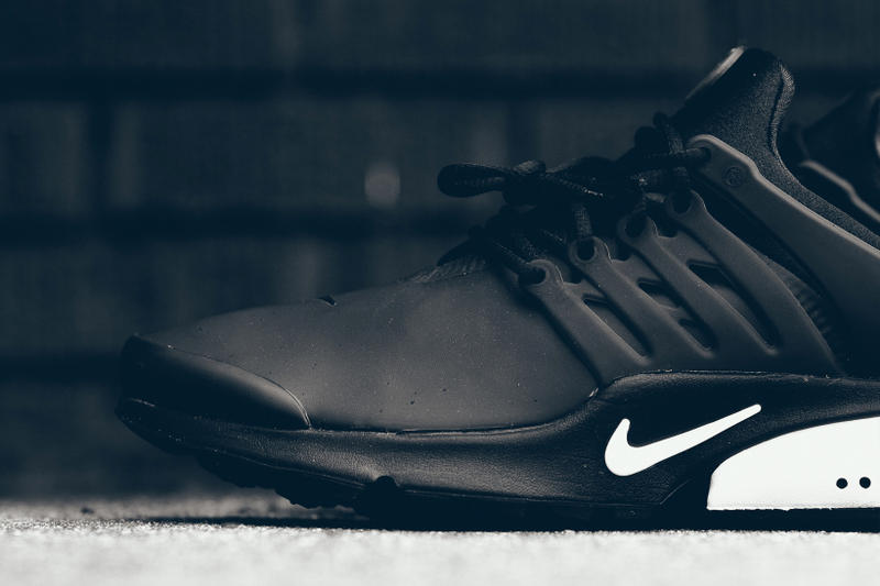 Nike Air Presto Low Utility Black and White