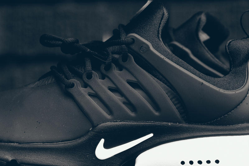 Nike Air Presto Low Utility Black and White