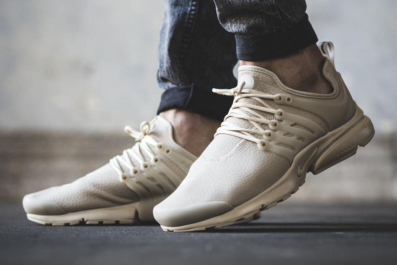 official photos e6908 3ed87 Nike Air Presto Premium Oatmeal Swoosh