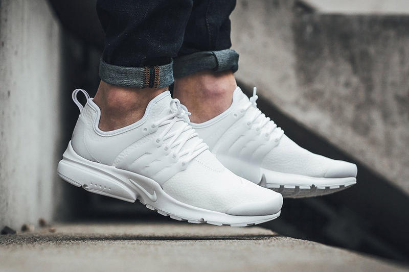 more photos 84b11 4a0e9 Nike WMNS Air Presto Premium Triple White