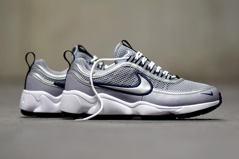 85f721cc3afab Nike Releases Women s Air Zoom Spiridon In Grey for Spring Summer ...