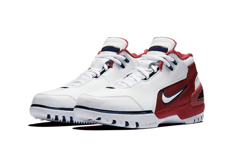 Nike Air Zoom Generation Official Images