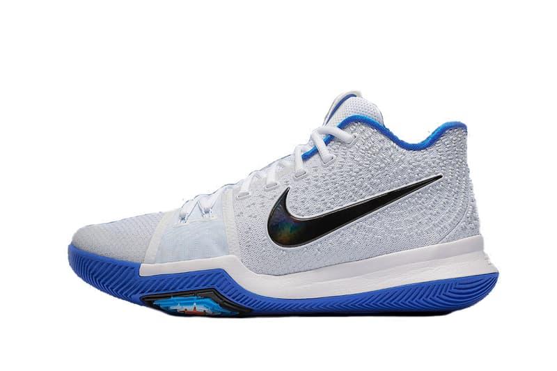 2c14d6d967ea Nike Kyrie 3 Duke Blue White