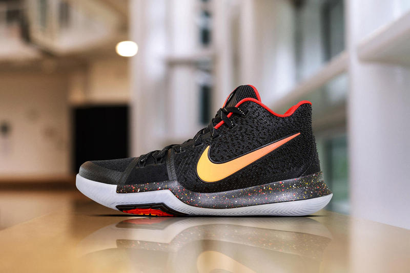newest ed2b5 a9446 Nike Kyrie 3 PE Helps Uncle Drew Stand Out   HYPEBEAST