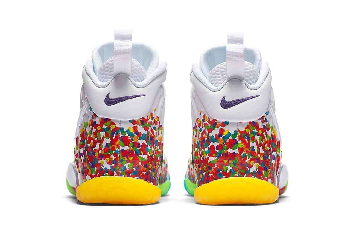 Hypebeastkids Nike Little Posite Pro