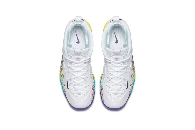 "the latest d0e53 ab3c5 Hypebeastkids Nike Little Posite Pro ""Fruity Pebbles ..."
