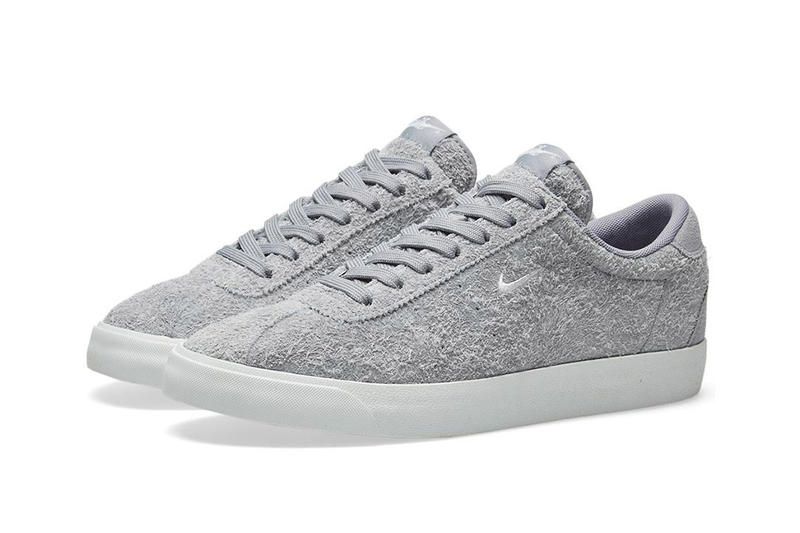 """Nike Match Classic Hairy Grey Suede """"Stealth Grey"""""""