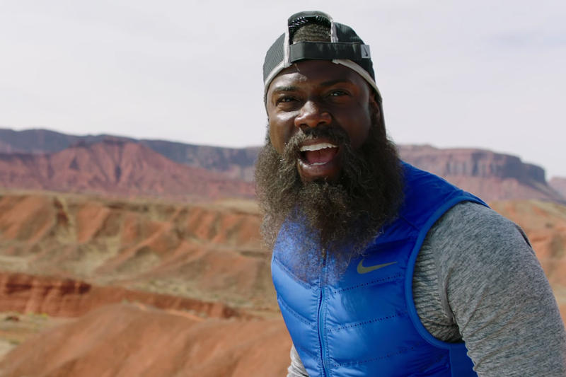 Kevin Hart Commercial >> Kevin Hart S The Man Who Kept Running Nike Commercials Hypebeast