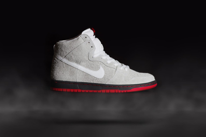 Nike SB High Dunk x Black Sheep Release