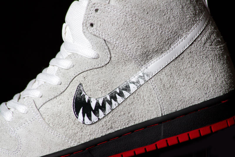 Nike SB High Dunk x Black Sheep Release Wolf Teeth