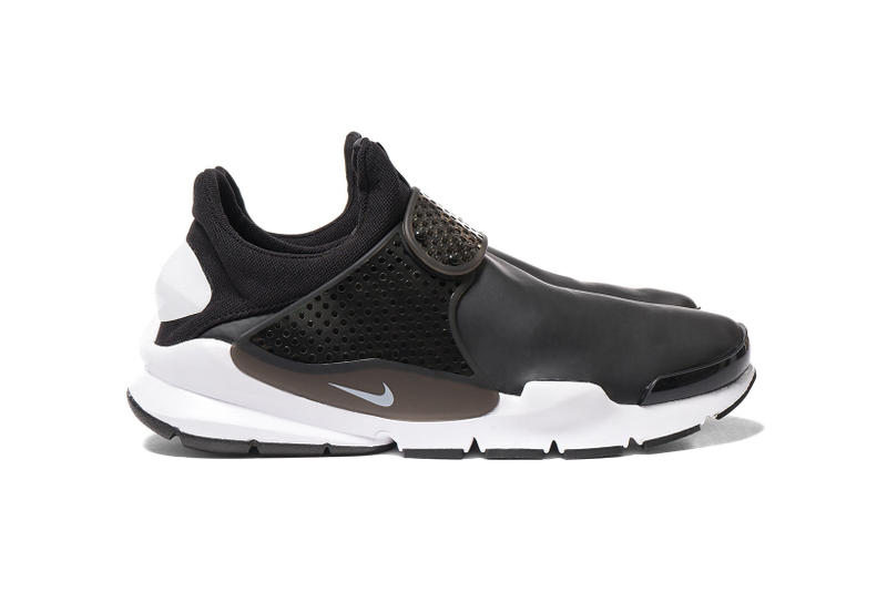 Nike Sock Dart SE Black White Weatherproof
