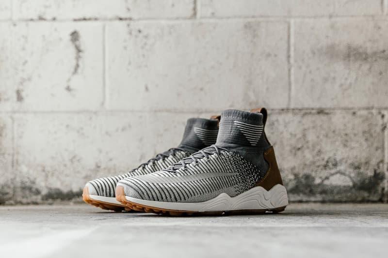 c3f6fcd8a Nike Zoom Mercurial XI Flyknit Grey Leather