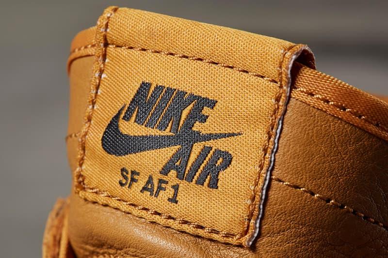 "Nike SF-AF1 ""Desert Ochre"""