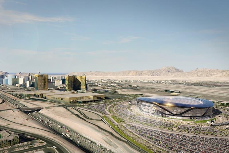 Las Vegas Oakland Raiders Stadium Design