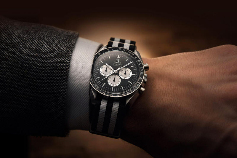 Omega Speedmaster Speedy Tuesday Limited Edition Buzz Aldrin