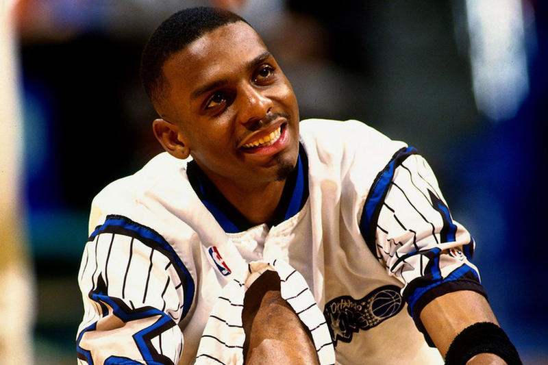 newest 4da46 5f73c Orlando Magic Will Welcome Penny Hardaway to Its Hall of ...
