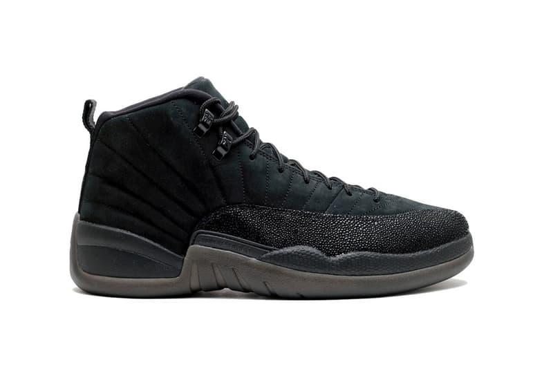 OVO x Air Jordan 12 Black Release Date  4f9cf29ba