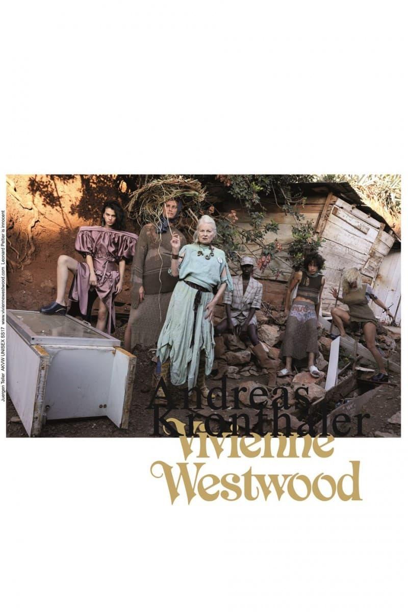 Pamela Anderson Vivienne Westwood 2017 Spring/Summer Campaign
