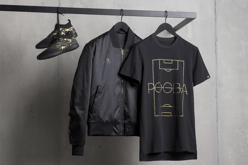 Paul Pogba adidas Football Collection
