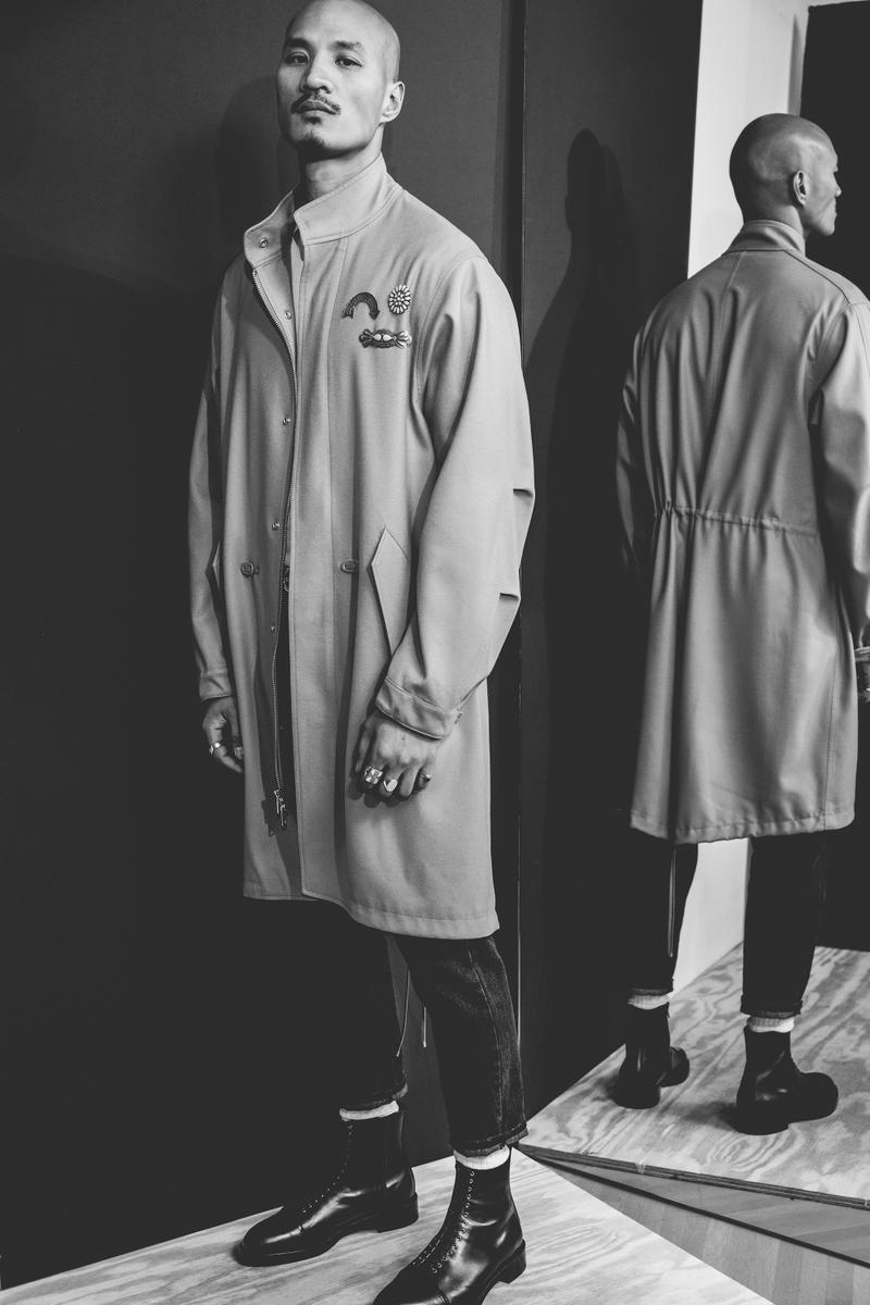 3.1 Phillip Lim 2017 Fall Collection Lookbook Paolo Roldan