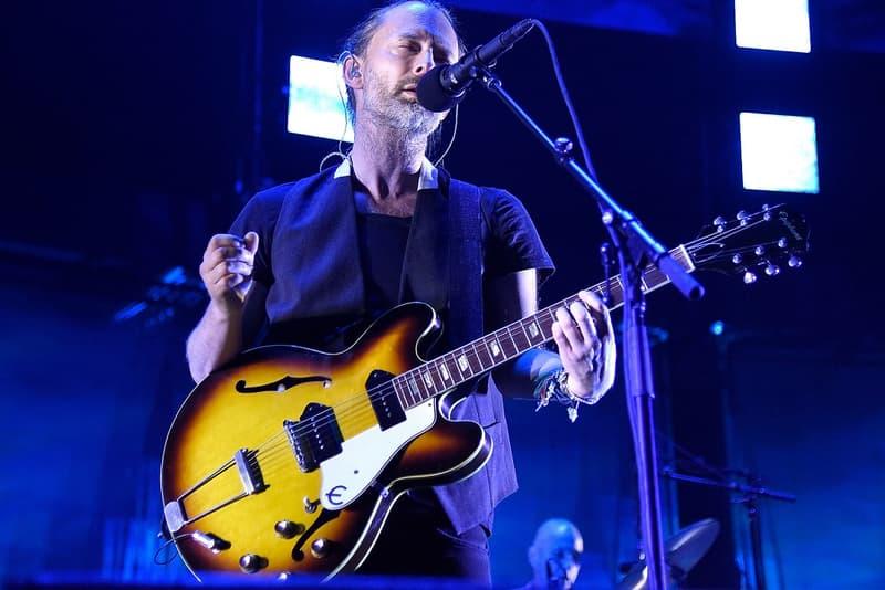Radiohead 2017 Tour Dates