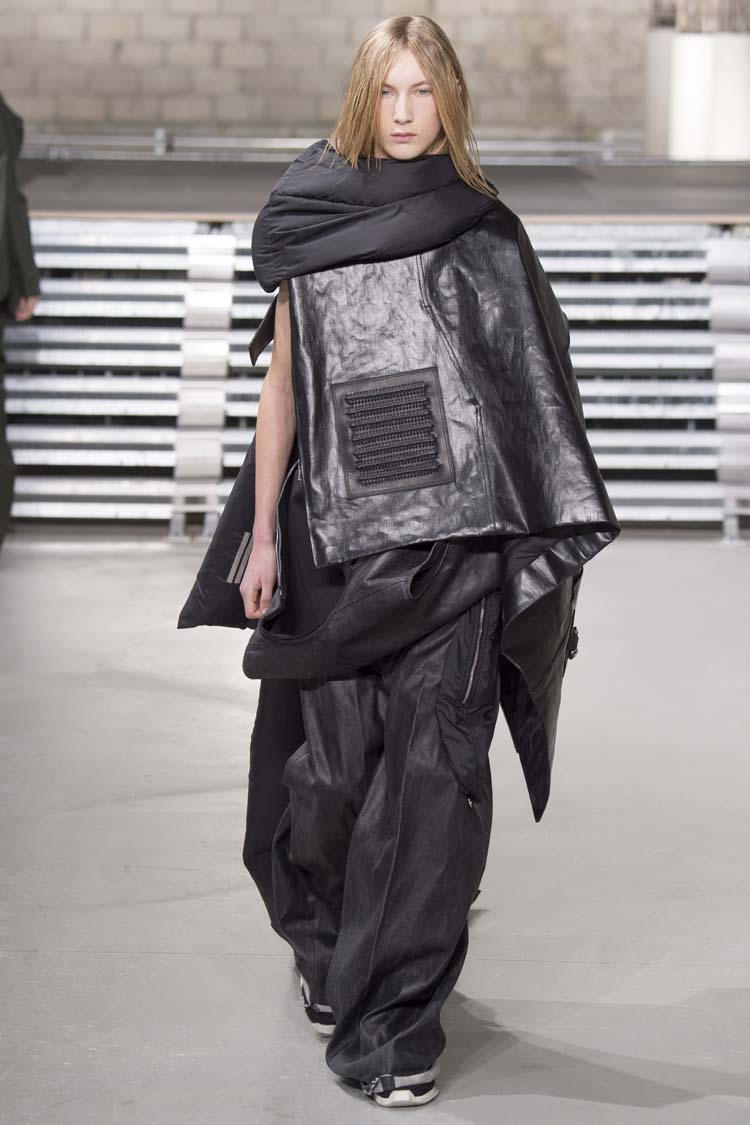 Rick Owens 2017 Fall/Winter Collection