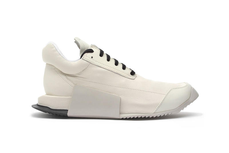 Rick Owens and adidas Walrus Sneaker