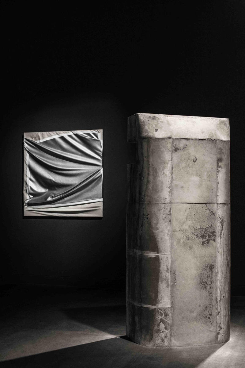 Rick Owens and Michele Lamy Furniture Exhibition