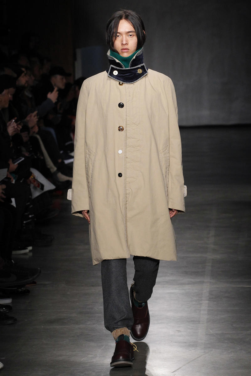 sacai The North Face 2017 Fall Winter Collection Paris Fashion Week Mens