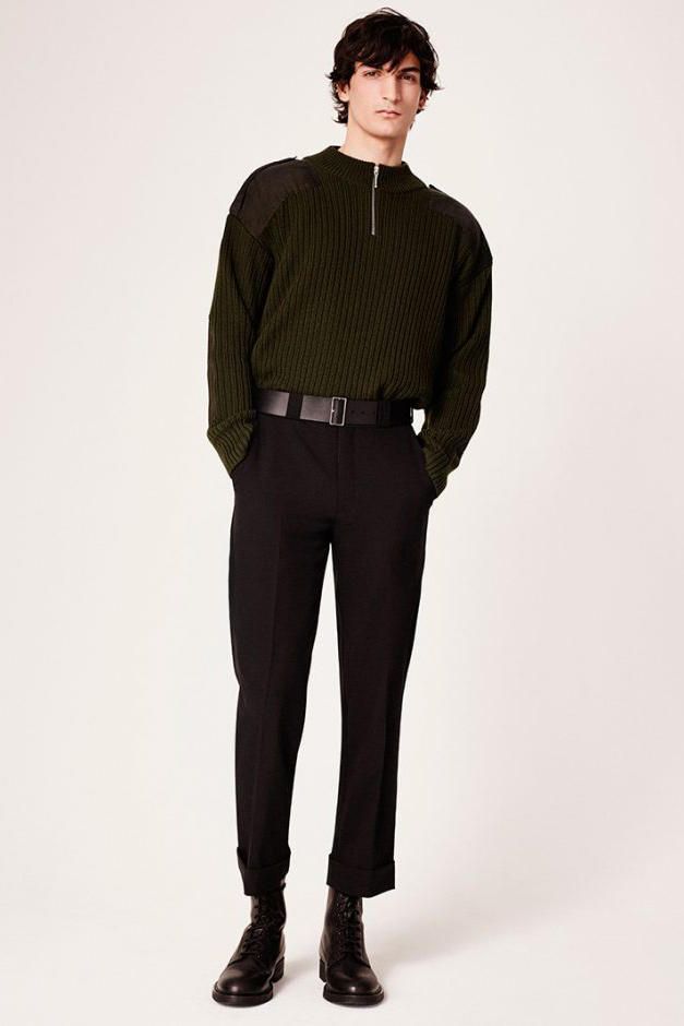 Sandro 2017 Fall Winter Collection