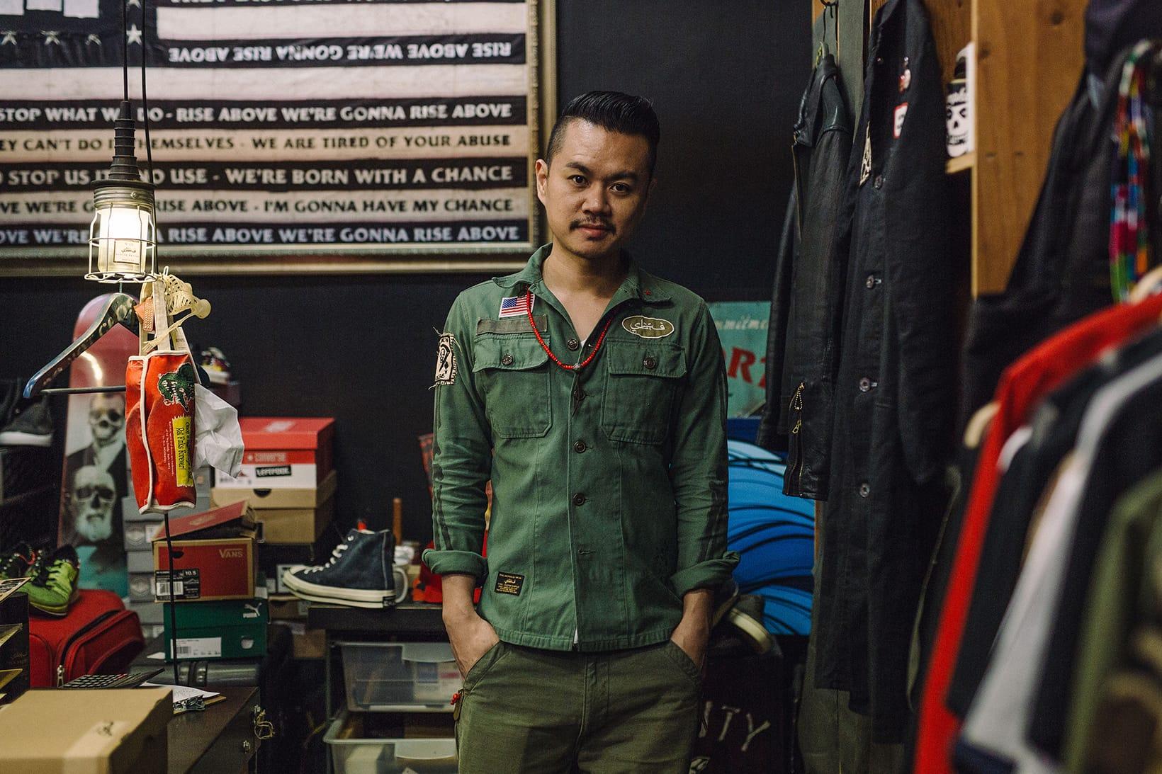 Inside SBTG Mark Ong Sneaker Customizer