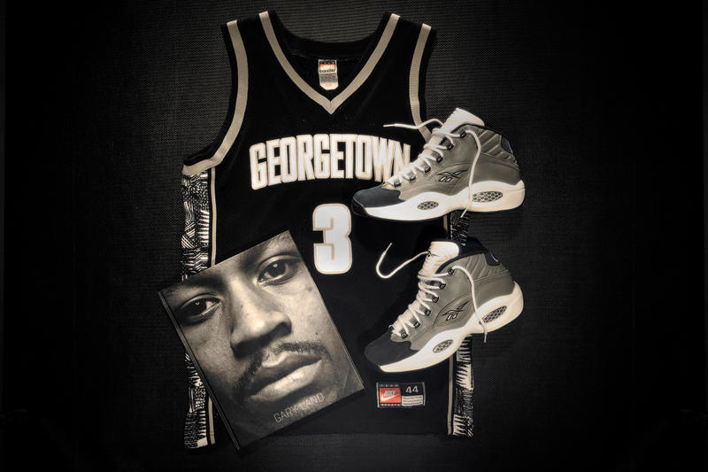 Series by Bodega Allen Iverson NBA Hall of Fame