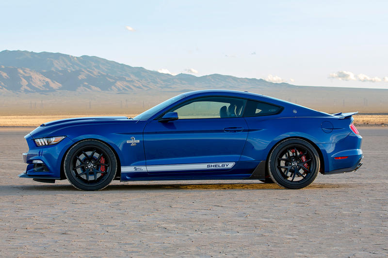 Shelby 50th Anniversary Super Snake Mustang Ford Limited Edition