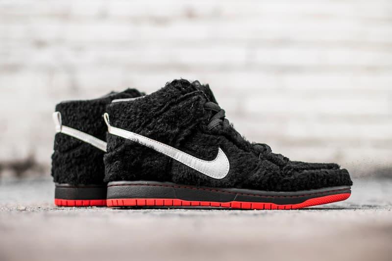 The Shoe Surgeon Black Sheep Skate Shop Nike SB Customs