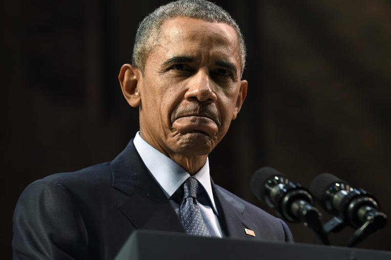 Spotify Barack Obama Job Listing