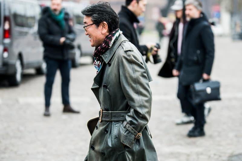 Streetsnaps: Pitti Uomo Day 3 Fashion Week Men's Photography Location Florence Italy