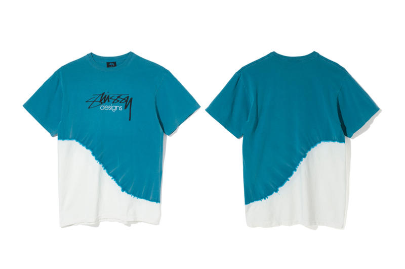 """Stüssy 2017 """"O'Dyed Classics"""" Collection"""