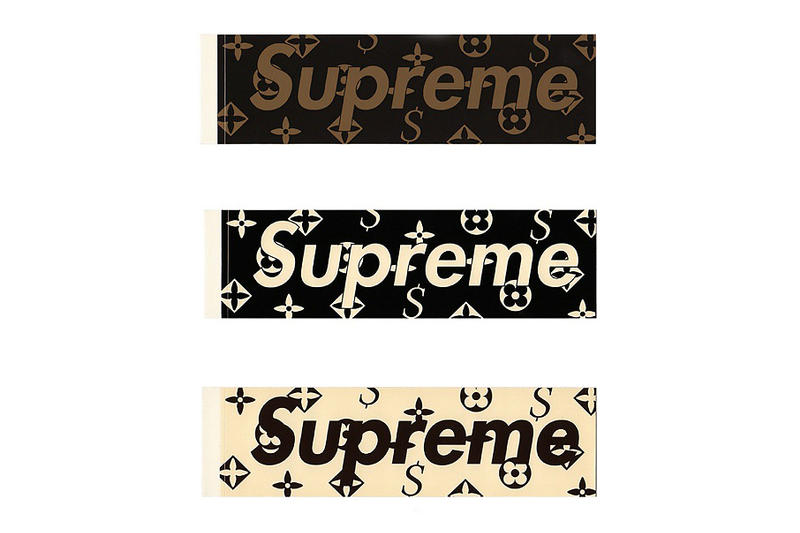 Supreme Louis Vuitton 2017 Collab Leak Kim Jones